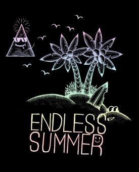 Endless Summer, Thackery Earwicket, Mixtape,